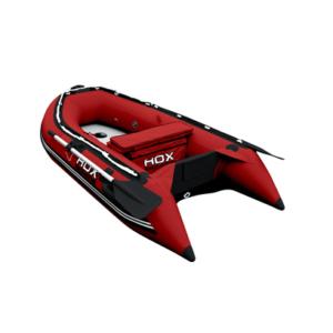 Надувная лодка HDX Oxygen 240 (цвет красный)