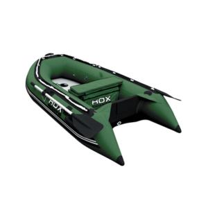 Надувная лодка HDX Oxygen 240 (цвет зеленый)