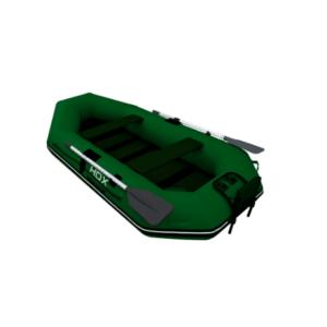Надувная лодка HDX SIRENA 235 (темно-зелёный)